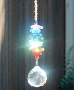 crystal suncatchers