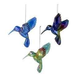 hummingbird Christmas ornaments