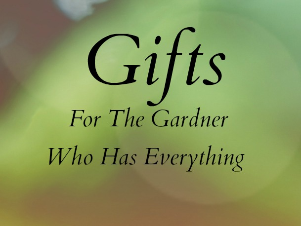 Charming Garden Decor Gift Ideas